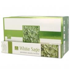 Balaji White Sage smilkalai x 12
