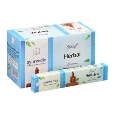 Balaji Herbal smilkalai x 12