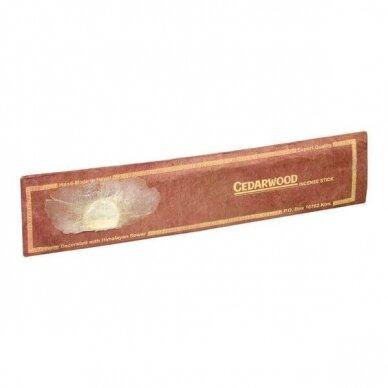 Cedarwood smilkalai
