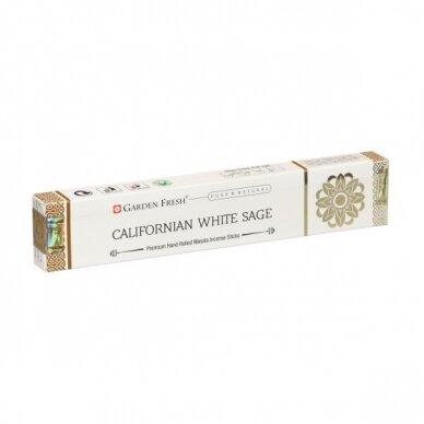Garden Fresh Californian White Sage smilkalai
