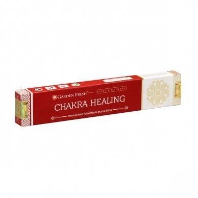 Garden Fresh Chakra Healing smilkalai