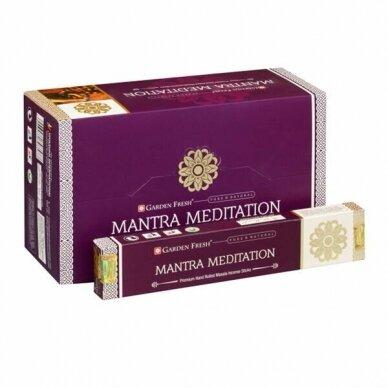 Garden Fresh Mantra Meditation smilkalai x 12