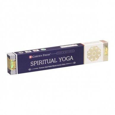 Garden Fresh Spiritual Yoga