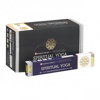 Garden Fresh Spiritual Yoga smilkalai x 12