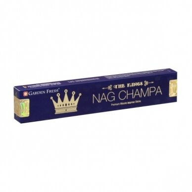 Garden Fresh The Kings Nag Champa