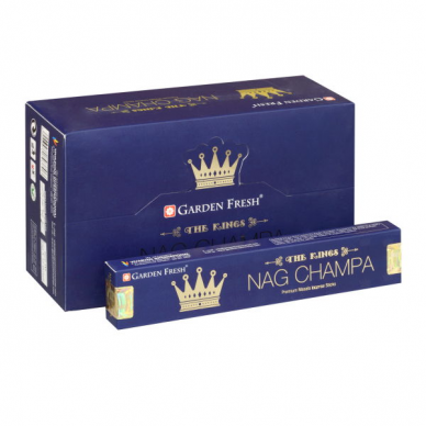 Garden Fresh The Kings Nag Champa x 12