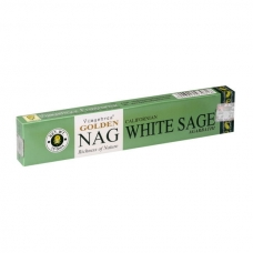 Golden Nag White Sage smilkalai