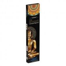Goloka Buddha smilkalai