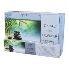 Goloka Lavender smilkalai x 12