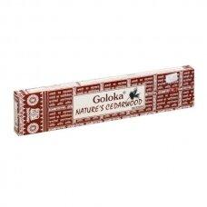 Goloka Nature's Cedarwood smilkalai