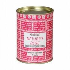 Goloka Rose Backflow smilkalai