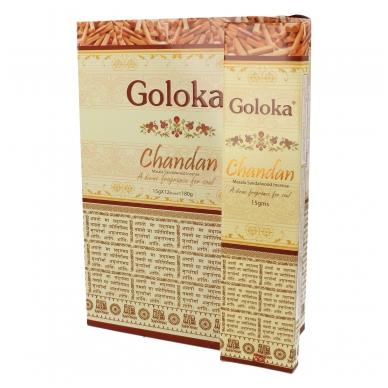 Goloka Chandan smilkalai x12