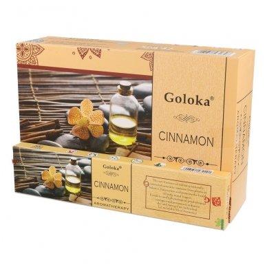 Goloka Cinnamon smilkalai x 12