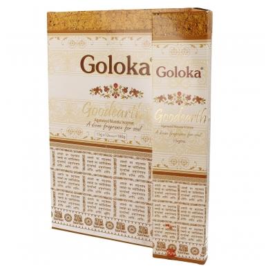 Goloka Good Earth smilkalai x 12