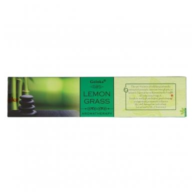 Goloka Lemon Grass smilkalai