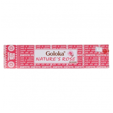 Goloka Nature's Rose smilkalai