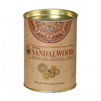 Goloka Sandalwood Backflow smilkalai