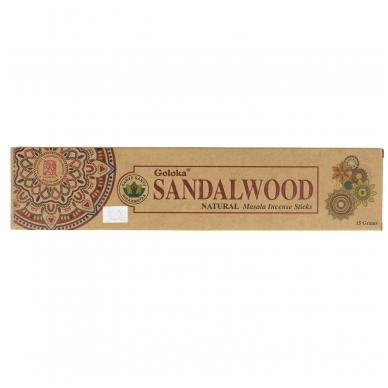 Goloka Sandalwood smilkalai