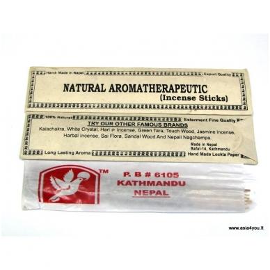 Natūralūs aromaterapiniai smilkalai