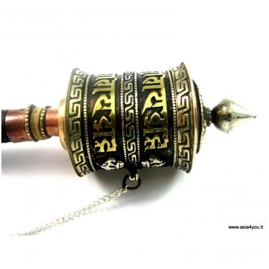 Maldos malūnėlis su tibetietiškais simboliais 2