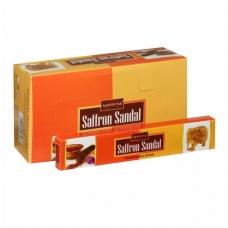 Nandita Saffron Sandal smilkalai x 12