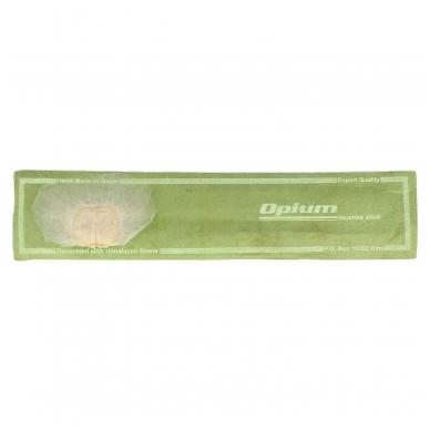 Natūralūs smilkalai Opium