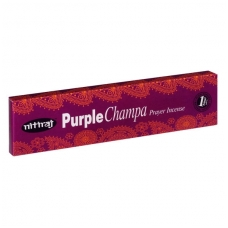 Nitiraj Purple Champa smilkalai