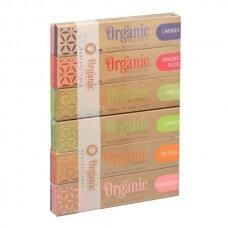 Organic smilkalų rinkinys Nr. 1