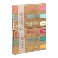 Organic smilkalų rinkinys Nr. 2