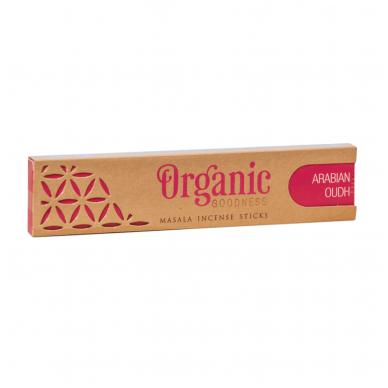 Organic Arabian OUDH smilkalai
