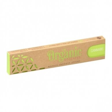 Organic Cannabis smilkalai