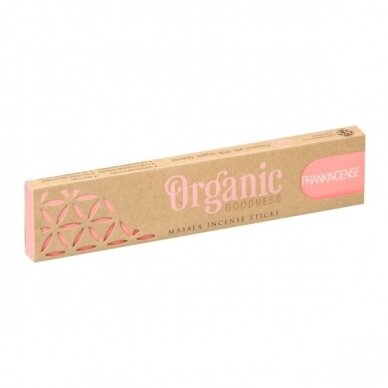 Organic Frankincense smilkalai