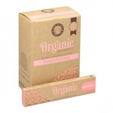 Organic Frankincense smilkalai x 12