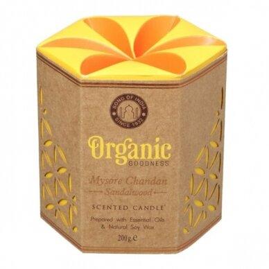 Organic Mysore Chandan žvakė 2
