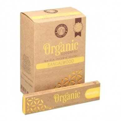 Organic Sandalwood smilkalai x 12
