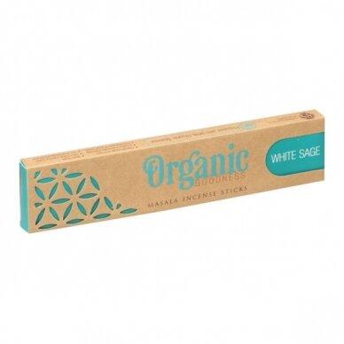 Organic White Sage smilkalai