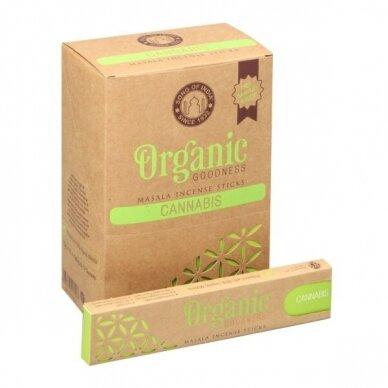 Organic Cannabis smilkalai x 12