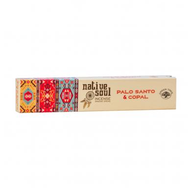 Palo Santo & Copal smilkalai