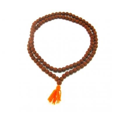 Rudraksha mala 108