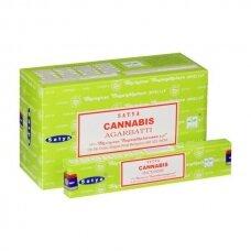 Satya Cannabis smilkalai x 12