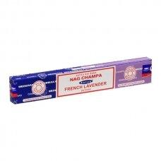 Satya Nag Champa & French Lavender smilkalai