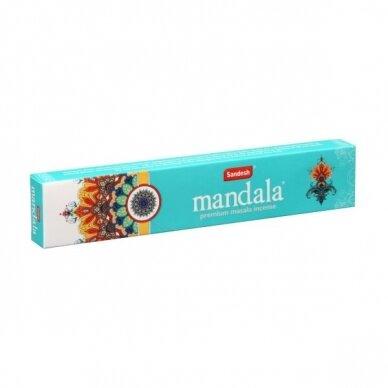 Sandesh Mandala smilkalai