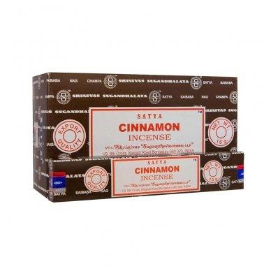 Satya Cinnamon smilkalai x 12
