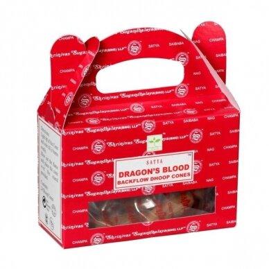 Satya Dragon's Blood Backflow smilkalai