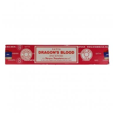 Satya Dragon's Blood smilkalai