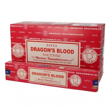 Satya Dragon's Blood smilkalai x 12