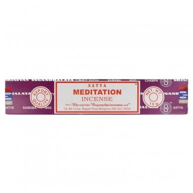 Satya Meditation smilkalai
