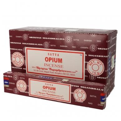 Satya Opium smilkalai x 12