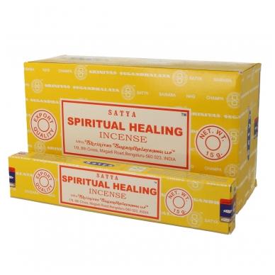 Satya Spiritual Healing smilkalai x 12