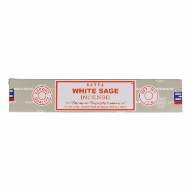 Satya White Sage smilkalai